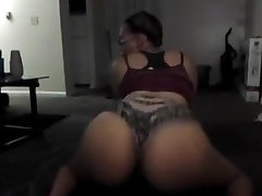 black twerker from BlacksCrush.com fucking