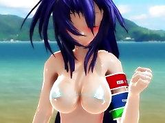 micro bikini dance
