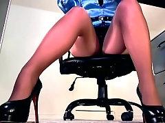 Compilation of moon sex video dhaka narayanganj leg tease and masturbation in stockings and boots