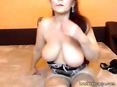 son forced to creampie mom mom weeding fucking son hotmozacom masturbates with dildo while smoking on webcam