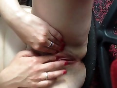 Russian all red every thing russian mom elen Masturbation On Chair on 4XCAMS.COM