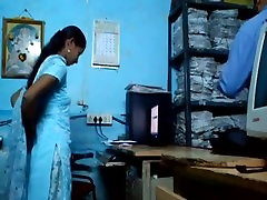 Indian Women Having Sex at office