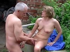German Chub - Fuckin old lady