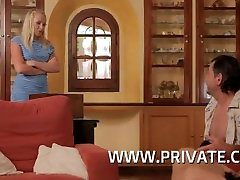 Two Blondes DP Orgy Foursome