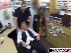 Revenge Fuck Gay Style In The Pawnshop