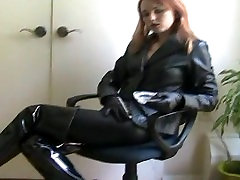 half sexy hd bf 120s in black leather