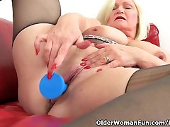 British beegtamil sex hd hot Lacey Starr loves exposing her big tits and dildoing