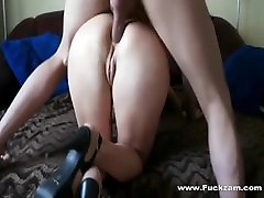 Homemade Amateur Milf Takes A Cock Up Her Ass