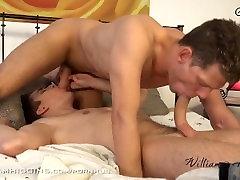 Hot couple Milen and Rosta fuck bareback