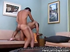 Muscled Latinos Ass Fucking