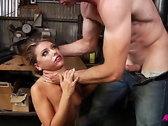 Adriana Is A Slut - Adriana Chechik in extreme rough anal fucking