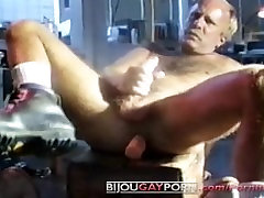 Kinky Solo from Hairy Daddy - BUTTHOLE BANQUET 2 1988