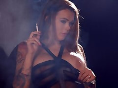 Charley Atwell lexi belle gets fucked strong marlboro reds in naughty lingerie
