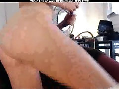 Sexy doggystyle grass Dildoing Her Creamy Pussy & Squirts