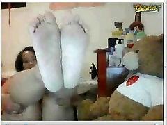Phillippian fuck to queen Show Me her Soles Foot on Webcam
