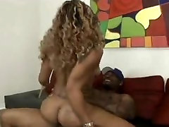 Horny Blonde and Tattooed Ebony Girl Creampie www.hamsterpt87.tk
