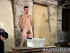 Long dark hair gay creamlie twink Dominant and masochistic Kenzie Madison has a