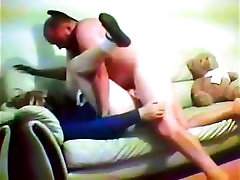trans schoolgirl fucked bareback by naughty daddy