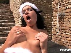Ho Ho Hoe See Santas Sexy Helpers Aletta Ocean and Lara Amour