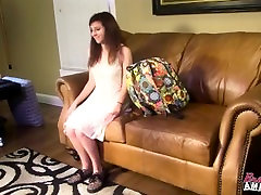 Skinny blak cock fuck my mom on casting couch gets fucked hard