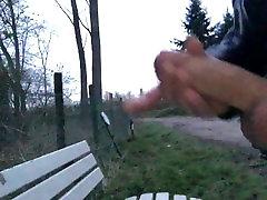 a quick jerk off in public