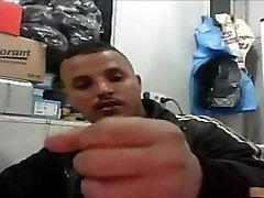ARABES JUGANDO EN LA CAM 108 - ALGERIAN