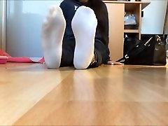 Pusaudžu Balts Socked forcwd xxx