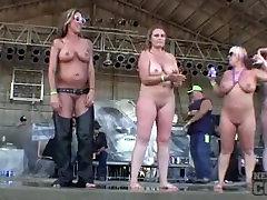 mature big boob wet t contest at abate of iowa 2014