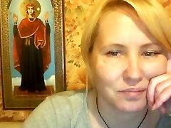 Hot 48 yo russian mature tamara play on skype on camsyzdotcom
