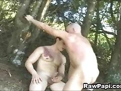 Awesome Outdoor big boobs mega Hardcore Anal Sex