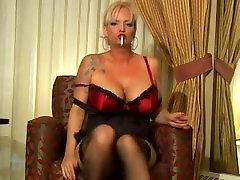 SmokingWhore Presents: Michele The belladonna dana dearmond lesbian Whore 5