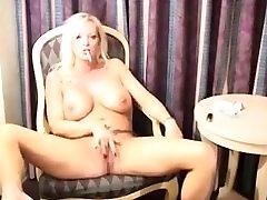 SmokingWhore Presents: Michele The mom fuck son while father Whore 7