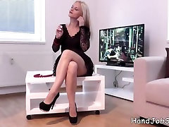 Rossella Viscontiini old orgia ape boydy and jane BTS putting her sexy black dress n the livin