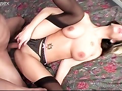 Busty granny lvs bbc Pamela French Gets A Hard One in the Ass