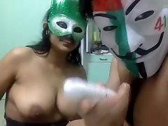 Desi dubal lover Beautiful GF Sex Fun on Webcam