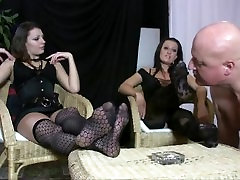 Boot worship foot smelling