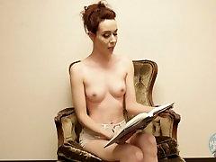 Topless Meitenes, Lasot Grāmatas Vuko DirtyDaddy