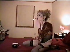 Cristy Anne aka Heather smoking