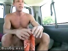 Effeminate gay public cum gay movies Ass To Fuck On The BaitBus