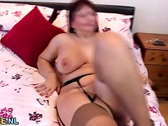 Busty two hot girls joi lady masturbating in stockings