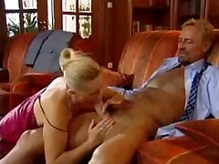 Mature mom from CasualMilfSexdotcom with saggy tits fucked in office