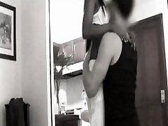 Big big tit girl fucks VS Tinder 18 year old black tight pussy