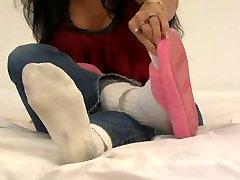 Gina Rae Stinky Feet and Socks