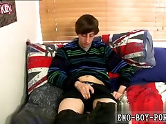 Black men playing with pussy gay porn Skinny emo guy Ethan Night is