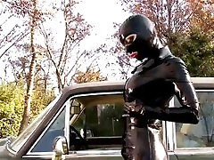 Latex and diabolically irish seducing fetish japanese feet fucking