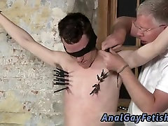 Gay bondage cartoons and young twink bondage movietures Sean McKenzie is