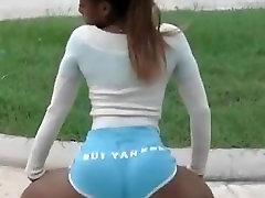 hot xxx on bech girl twerk you will CUM