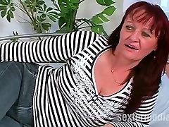 virgin one first sex Helga und der Jungboy Deutschporno
