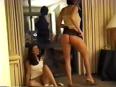 Lesbian Smoking