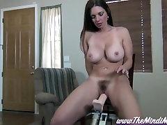 Blackmailed Sister Mindi Mink on the Fucking Machine repe xnxx sex TITS MILF